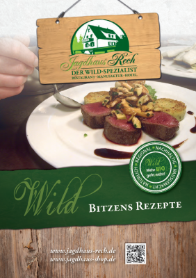 Rezeptheft vom Wildkoch | Download